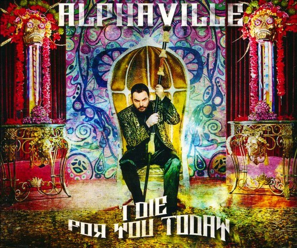 Alphaville 2018 новый альбом
