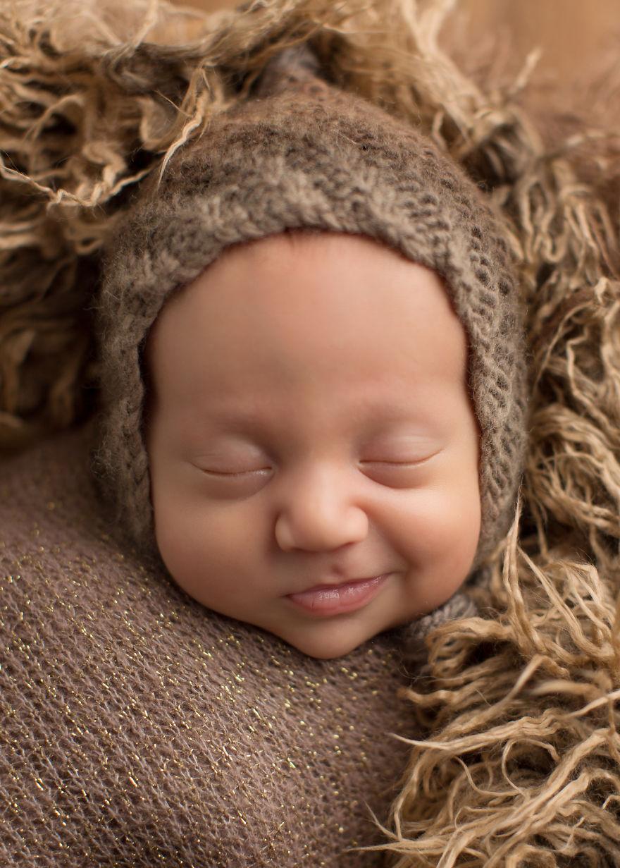 От улыбки станет всем теплей-фотограф Сэнди Форд