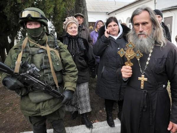 В крестном ходе УПЦ КП участвовали около 15 тыс. верующих, - Шкиряк - Цензор.НЕТ 7621