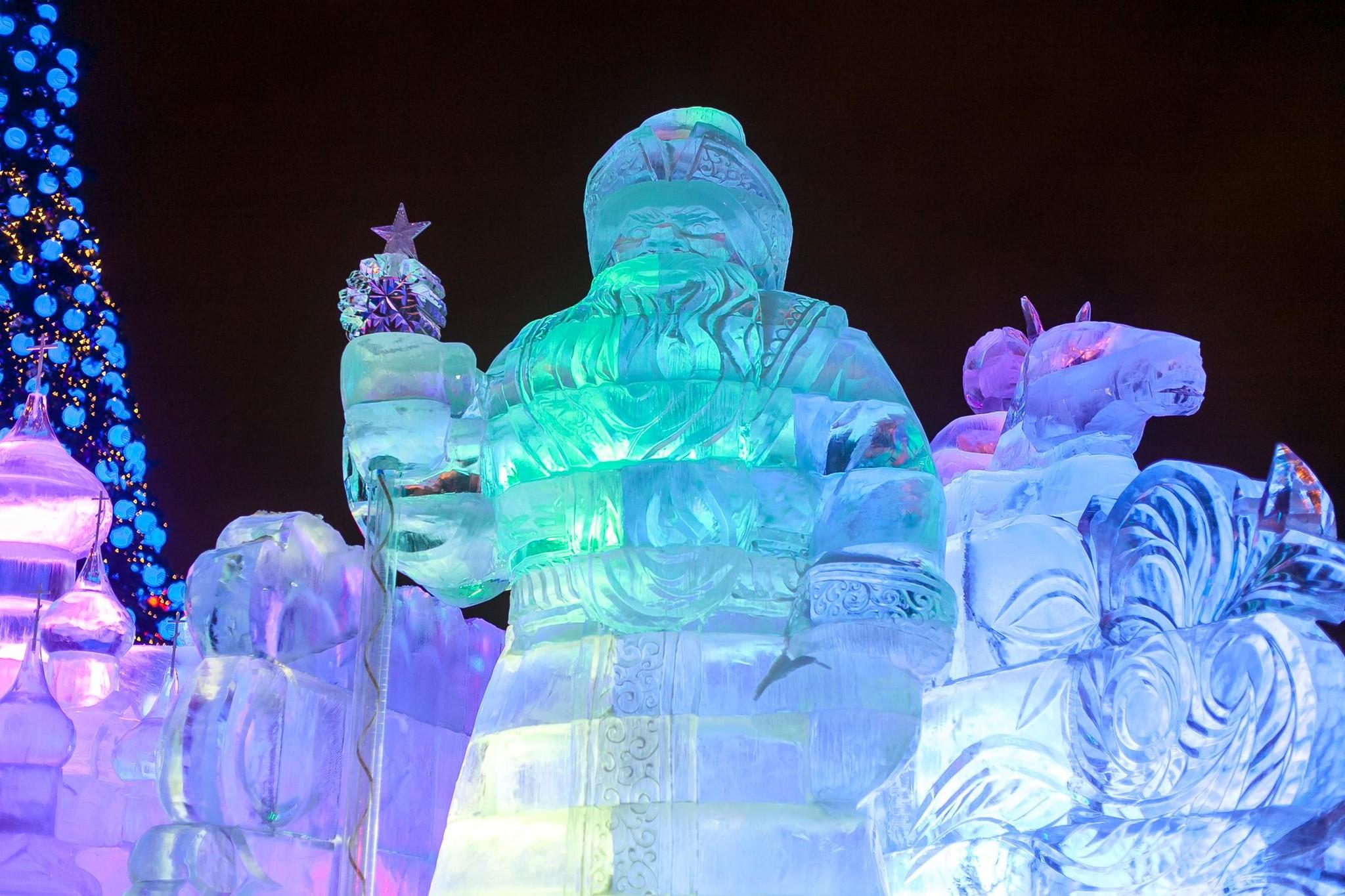 меня поклонная гора ледяные скульптуры картинки позволяет легко