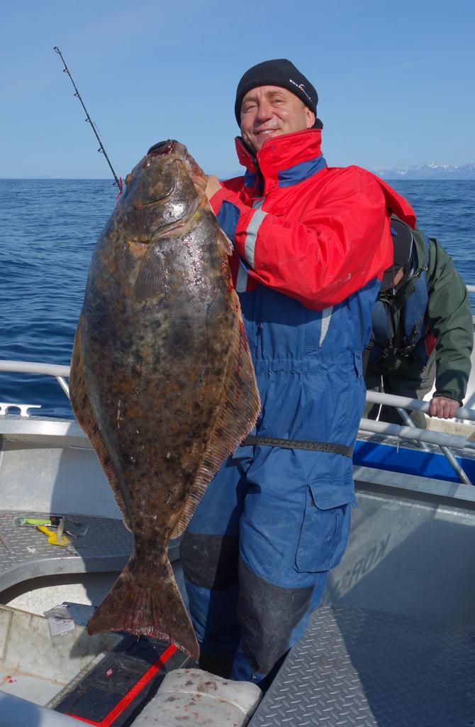 На рыбалку в Северную Норвегию на автомобиле