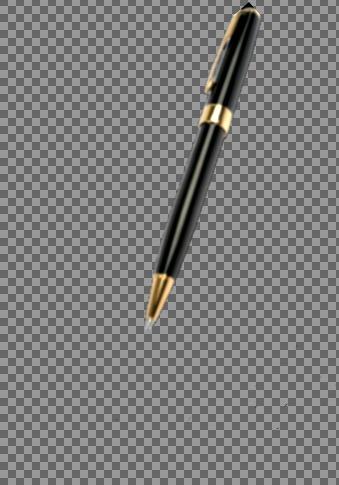 Анимация картинка пишущая ручка